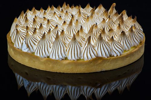 Lemon-Meringue-Tart