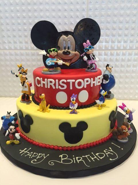 Disney Cake Toronto