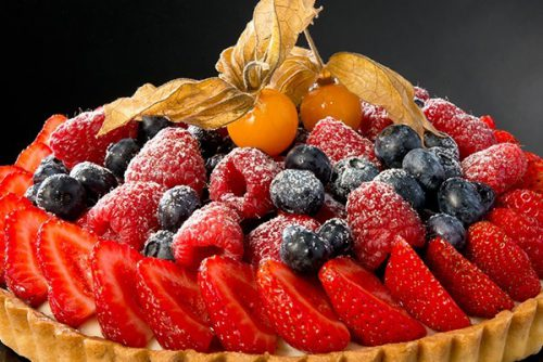 Fresh-Berry-Tart